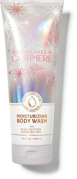 Snowflakes & Cashmere Moisturizing Body Wash