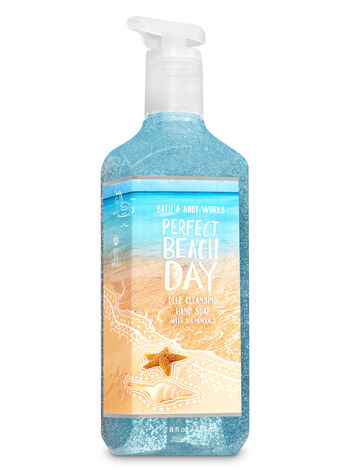 Perfect Beach Day Deep Cleansing Hand Soap - Bath And Body Works
