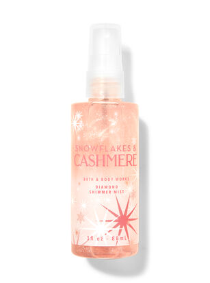 Snowflakes & Cashmere Travel Size Diamond Shimmer Mist