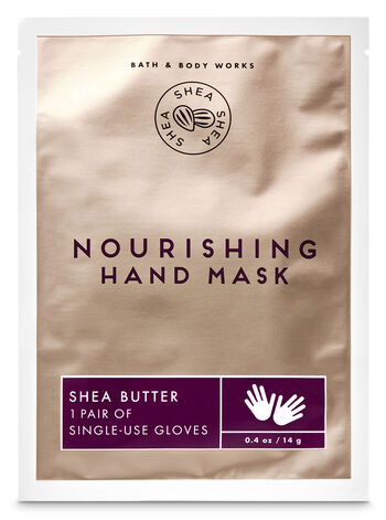 Shea Butter Nourishing Hand Mask