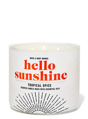 Tropical Spice 3-Wick Candle