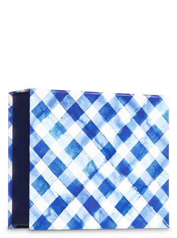 Gingham Mini Gift Box Set