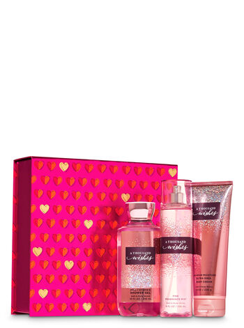 A Thousand Wishes Gift Box Set - Bath And Body Works