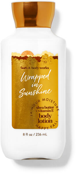 Wrapped in Sunshine Super Smooth Body Lotion