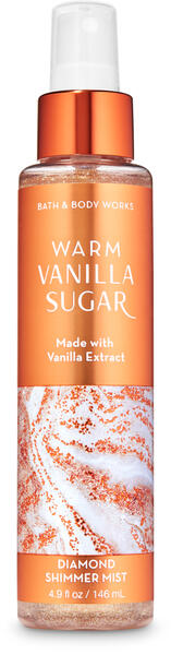 Warm Vanilla Sugar Diamond Shimmer Mist