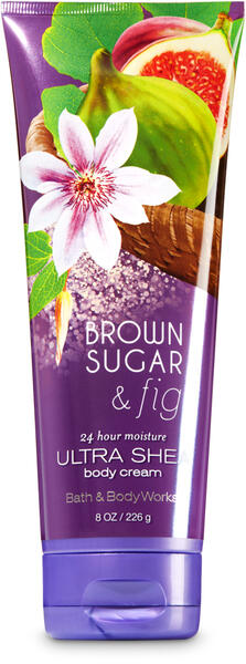 Brown Sugar & Fig Ultra Shea Body Cream