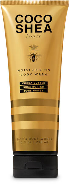 CocoShea Honey Moisturizing Body Wash