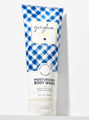 Gingham Moisturizing Body Wash