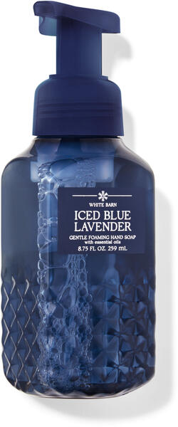 Iced Blue Lavender Gentle Foaming Hand Soap