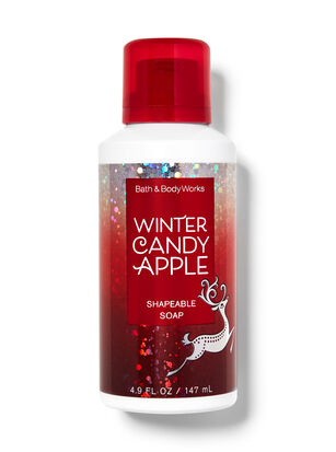 Winter Candy Apple Shapeable Soap