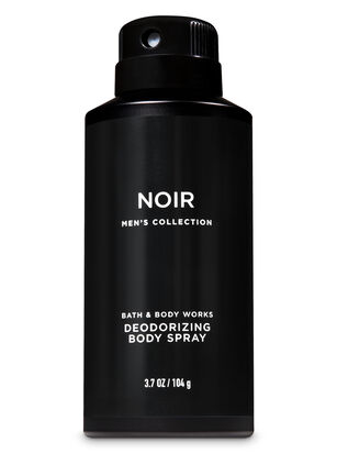 Noir Deodorizing Body Spray