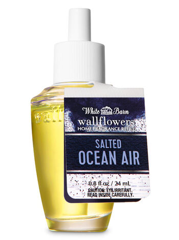 Salted Ocean Air Wallflowers Fragrance Refill - Bath And Body Works