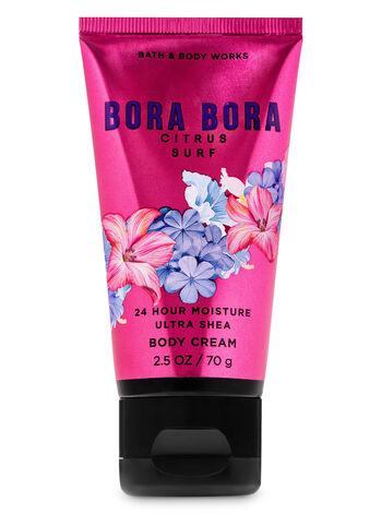 Bora Bora Citrus Surf Travel Size Body Cream - Bath And Body Works