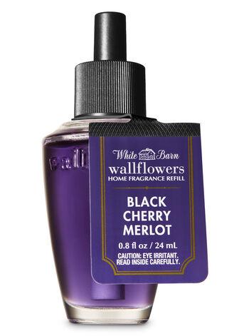 White Barn Black Cherry Merlot Wallflowers Fragrance Refill - Bath And Body Works