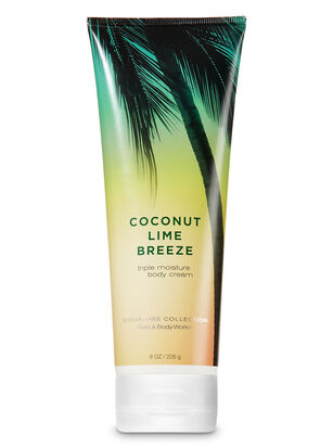 Coconut Lime Breeze Triple Moisture Body Cream