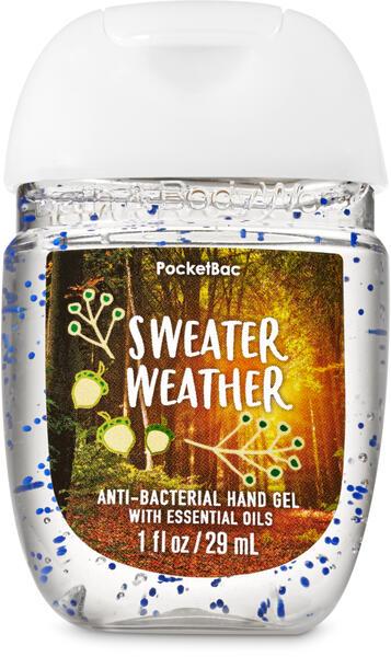 Sweater Weather PocketBac Hand Sanitizer