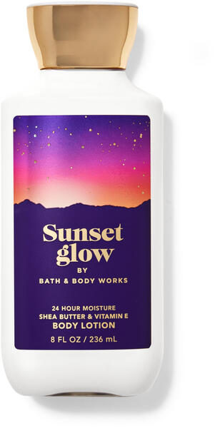 Sunset Glow Super Smooth Body Lotion