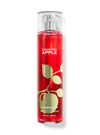 Country Apple Fine Fragrance Mist