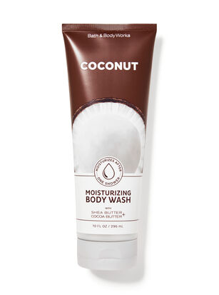 Coconut Moisturizing Body Wash