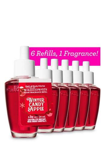 Winter Candy Apple Wallflowers Refills, 6-Pack