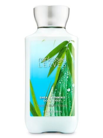 Signature Collection Rainkissed Leaves Body Lotion - Bath And Body Works