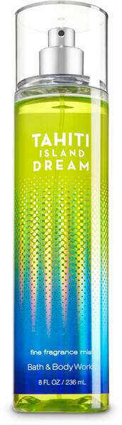 Tahiti Island Dream Fine Fragrance Mist