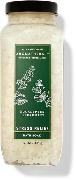 Eucalyptus Spearmint Bath Soak