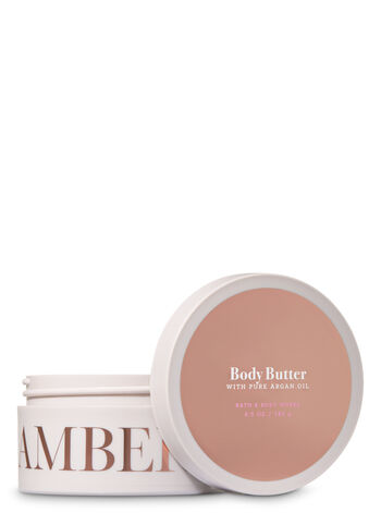 Amber & Argan Body Butter - Bath And Body Works