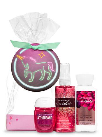A Thousand Wishes Unicorn Mini Gift Set - Bath And Body Works