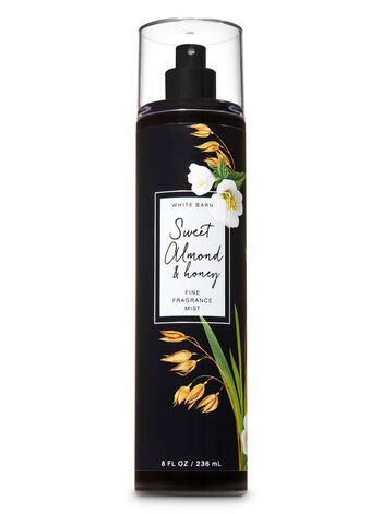 Sweet Almond & Honey Fine Fragrance Mist - Bath And Body Works