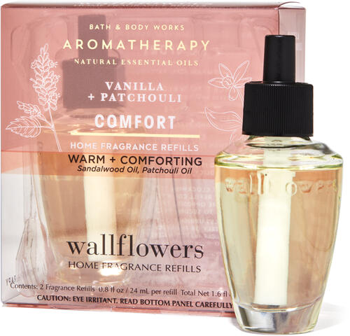 Vanilla Patchouli Wallflowers Refills 2-Pack
