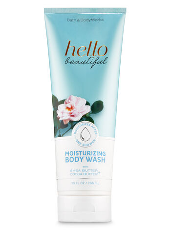 Hello Beautiful Moisturizing Body Wash - Bath And Body Works
