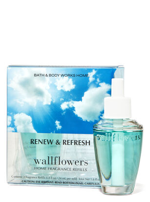 Renew & Refresh Wallflowers Refills 2-Pack