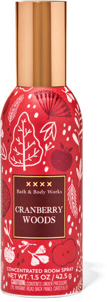 Cranberry Woods Concentrated Room Spray