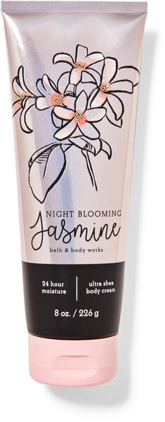Night Blooming Jasmine Ultra Shea Body Cream