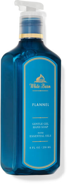 Flannel Gentle Gel Hand Soap