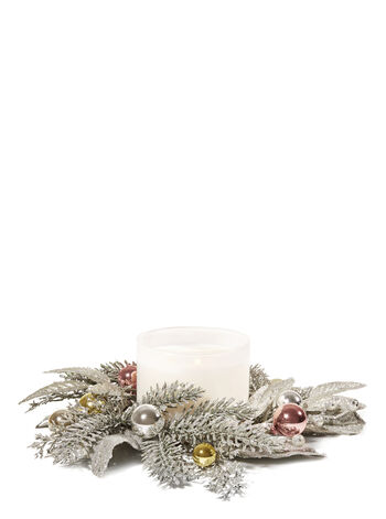 Winter Wishes 3-Wick Candle Ring - Bath And Body Works