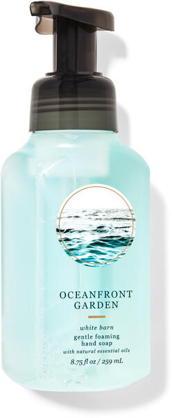 Oceanfront Garden Gentle Foaming Hand Soap