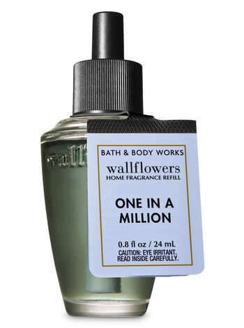 Signature Collection One in a Million Wallflowers Fragrance Refill - Bath And Body Works