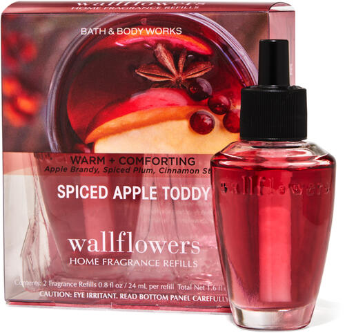 Spiced Apple Toddy Wallflowers Refills 2-Pack