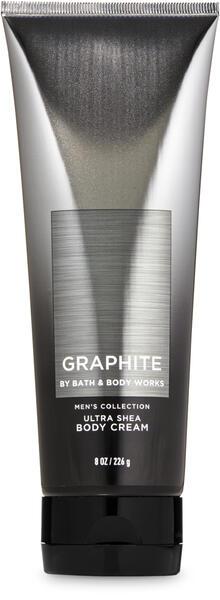 Graphite Ultra Shea Body Cream