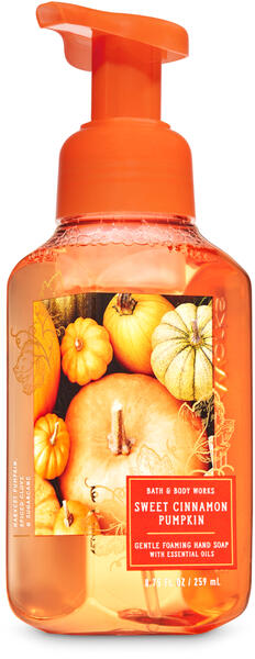 Sweet Cinnamon Pumpkin Gentle Foaming Hand Soap