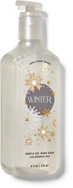 Winter Gentle Gel Hand Soap