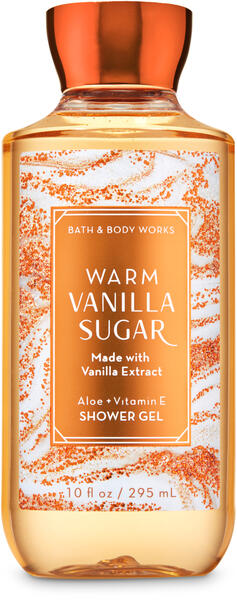 Warm Vanilla Sugar Shower Gel