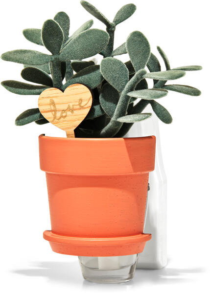 Lovely Potted Plant Wallflowers Fragrance Plug