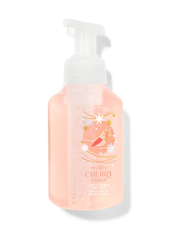 Merry Cherry Cheer Gentle Foaming Hand Soap