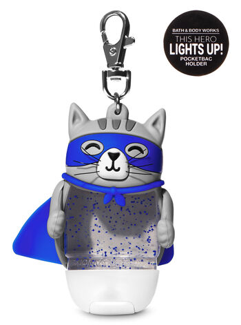 Light-Up Super Cat PocketBac Holders