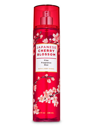 Japanese Cherry Blossom Fine Fragrance Mist