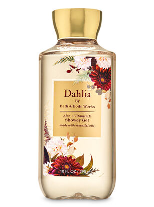 Dahlia Shower Gel