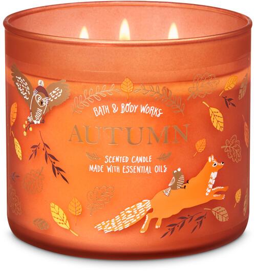f18766f3456e2 Candles – 3-Wick, Medium & Mini | Bath & Body Works